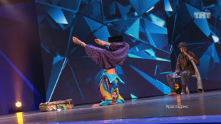 Танцы, 2 сезон, 3 серия. Кастинг в Санкт-Петербурге