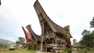 Индонезия. Тораджи. 4 серия (1080p HD)   Мир Наизнанку - 5 сезон