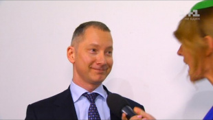 Борис Ложкін прокоментував розкішну презентацію своєї дебютної книги