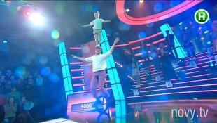 СуперИнтуиция - Сезон 2 - Ирина Волкова и Андрей Шабанов - Выпуск 11 - 09.06.2016