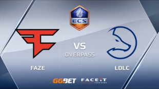 LDLC vs FaZe Clan, ECS Season 6 Europe