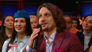 Николай Круглов в Comedy Club (22.02.2019)