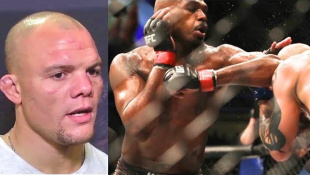 СМИТ ПОСЛЕ БОЯ С ДЖОНСОМ НА UFC 235