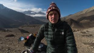 На мотоцикле по Непалу. Запретное королевство Мустанг, серия третья.