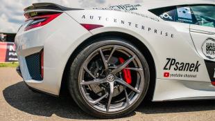 Super Cars Run 2019! Acura NSX - Обзор!