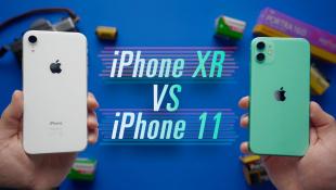 iPhone 11 vs XR: обзор и сравнение!