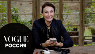 Что в сумке у Софии Чкония?