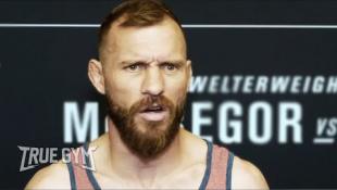 Хочу проверить, выдержу ли я удар Конора / Дональд Серроне про бой против Макгрегора на UFC 246