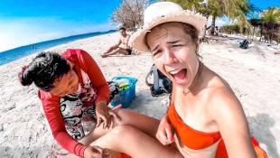 Камбоджа: пляжи как в Таиланде. Колорит Индии. Люди как во Вьетнаме