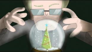 Боб и Диктор. Кто погибнет в новогоднюю ночь?