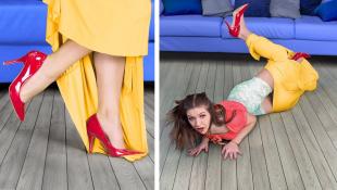 23 неловкие ситуации, знакомые всем девушкам