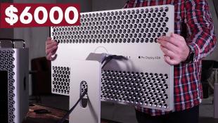 Обзор APPLE Pro Display XDR за $5K! И стенд за $1K...