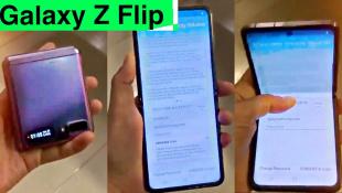 Первое видео Samsung Galaxy Z Flip | Серьёзные проблемы Motorola RAZR (2019) и другие новости