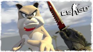ХИТРЫЙ ТРОЛЛЬ КОТ vs ЗЛАЯ СОБАКА МАНЬЯК В CS:GO!!!