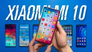 Обзор Xiaomi Mi 10 и сравнение с флагманами