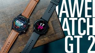 Умные часы с батареей на 2 недели — обзор Huawei Watch GT 2