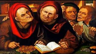 Презираемые профессии средневековья
