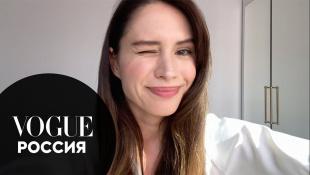 ДианаПожарская рассказывает, как поднять себе настроение в самоизоляции | Звезды на карантине