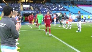 МанСити устроил чемпионский коридор для Ливерпуля, а потом УНИЧТОЖИЛ их 4:0! Лучшие футбольные видео