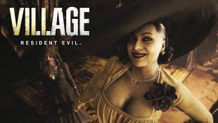 Resident Evil Village — Прохождение уровня «Замок Димитреску» | ГЕЙМПЛЕЙ (на русском)