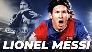 Матч, в котором все осознали талант Месси | GOALNET