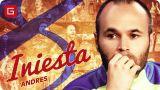 ⚽ Лучшие моменты АНДРЕСА ИНЬЕСТЫ в Барселоне