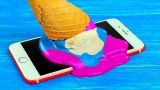 9 смешных пранков на пляже