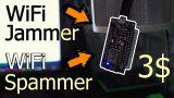Превращаем WiFi Jammer в WiFi Spammer