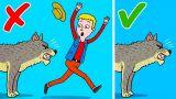 Как Пережить Нападение 6 Этих Диких Животных