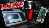Ответы про создание хакерской машины + BACKDOOR
