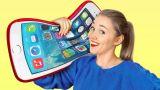 Гигантские игрушки антистреcс – 8 идей / Огромные гаджеты антистресс