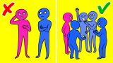 8 Проверенных Способов Перестать Стесняться