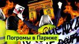 Париж в огне: столица мировых протестов