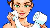 10 Ошибок, Которые мы Совершаем При Умывании Лица