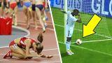 12 Спортсменов, Которые Рано Радовались